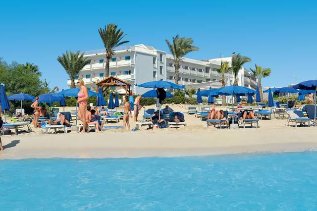 Asterias  Beach polopenze