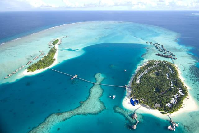 Maledivy - Jižní Ari Atol - Conrad Maldives Rangali