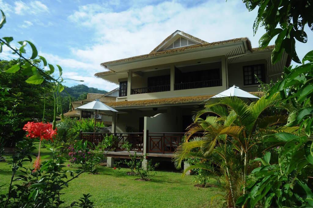 Seychely - La Digue - Le Domaine de L´Orangeraie