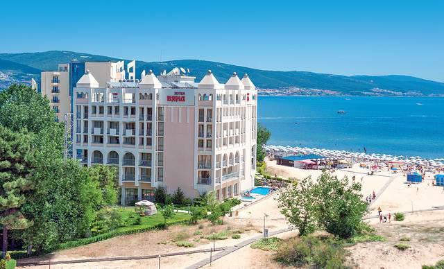 Bulharsko - Slunečné Pobřeží - Viand