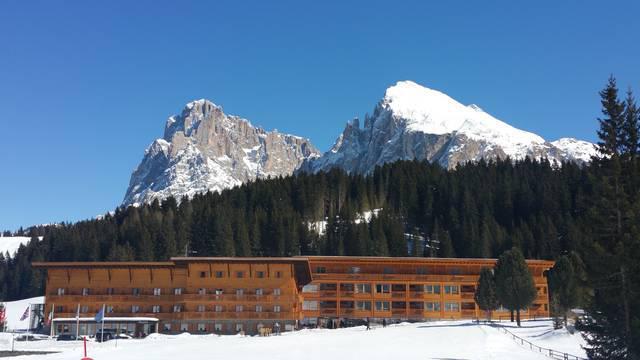 Itálie - Val Gardena / Alpe di Siusi - Floralpina